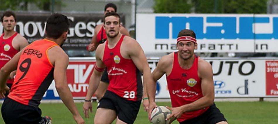 Coronavirus e rugby touch