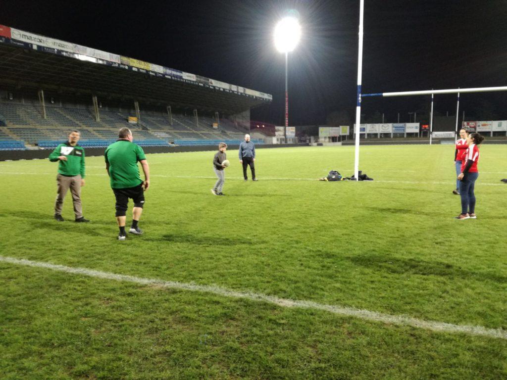 Agen rugby al tocco francesco juvenilia bagnaria arsa udine